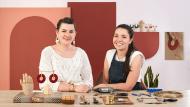 Einführung in Techniken zur Schmuckherstellung mit Metall. A Handarbeit und Mode course by VATTEA