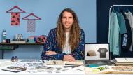 Design e criação de coleção de roupa partindo do zero. Um curso de Design de Justo Heras