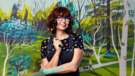 Painting Nature with Acrylic: From Sketchbook to Canvas. A Illustration course by Maru Godas