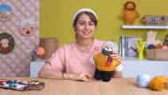 Diseño y bordado de muñecos con aguja mágica. Un curso de Craft de Caro Bello