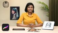 Personaggi femminili potenti: illustra la diversità. Un corso di Illustrazione di Eunice Adeyi