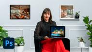 Tratamento de fotos de arquitetura e interiores no Photoshop. Um curso de Arquitetura, Espaços, Fotografia e Vídeo de Nina Bruno