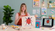 Da ilustração ao merchandising: comercialize suas obras. Um curso de Ilustração, Marketing e Negócios de Louise Lockhart