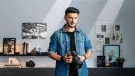 Fotografía expresiva en blanco y negro con luz natural. Un curso de Fotografía y Vídeo de Marcelo Di Rienzo
