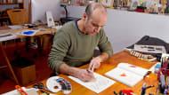 Diseño de producto: juego, tiempo, azar y materia. A Design course by Isidro Ferrer