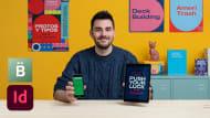 Diseño de una publicación interactiva con InDesign y Bütton. Um curso de Design de Sergio Ortiz Ruiz