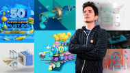 Prototipado y visualizaciones de producto en Cinema 4D. A 3D, and Animation course by Aarón Martínez