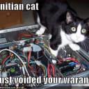 TEKNITIAN CAT