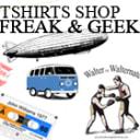Freak and Geek T-Shirts Shop Tienda de camisetas - Botiga de samarretes - Tshirt Shop