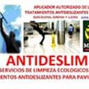 Antideslim Limpiezas Y Antideslizantes