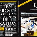 The Gutenberg's Quarterly Concern on Illustration & Surroundings. Um projeto de Design de Rubén Briongos - 09.03.2010
