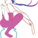 Ilustraciones Cosmopólitan. A Illustration project by Adriana Prida - 03.28.2010