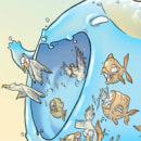 Trabajos personales. Un proyecto de Ilustración de Jonatan Cantero - 09.11.2010