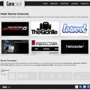 Nuevo Caracool.net. Un progetto di Design, Sviluppo software , e UI/UX di Caracool - 12.03.2011