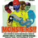 Monsters.. Um projeto de Design, Publicidade e Fotografia de Araceli Martín Chicano - 24.03.2011
