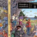 Filosofía y ciudadanía 1º BACH. Um projeto de Design e Ilustração de Freepress S. Coop. Mad. - 28.03.2011