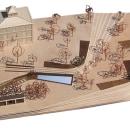 alberg Perú. Un proyecto de Diseño e Instalaciones de M.Carmen Donat - 04.04.2011