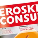Revista EROSKI CONSUMER. Un proyecto de Diseño, Publicidad, Instalaciones, Desarrollo de software y Fotografía de DUPLOGRAFIC diseño editorial - 12.07.2011