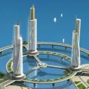 QATAR PRETOLEUM. Un proyecto de Diseño, Instalaciones y 3D de Antonio López - 25.09.2011