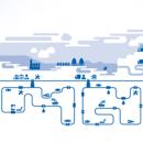 TECNOCAM // DISEÑO DE MARCA Y WEB. Un projet de Design , Illustration , et Développement de logiciels de Versátil diseño estratégico - 25.10.2011