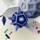 CDmon Póster. Um projeto de Design e Ilustração de Cocobongo - 13.12.2011