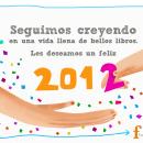 Tarjeta Fin de Año Fundación La Fuente. Un proyecto de  de Fabián Rivas - 21.12.2011