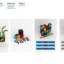 Cubotote. Un proyecto de Diseño y 3D de Pablo Villa - 02.02.2012
