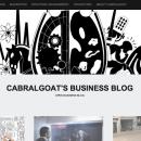 cabralgoat business blog. Un progetto di Design, UI/UX , e Pubblicità di Maria Gabriela Cabral - 21.04.2012