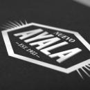 Nuevo Ayala Bar (Identidad). A Design project by Lo V-E - 29.10.2012