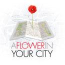 Flower in the city. Um projeto de Design de Rubén Martínez Pascual - 07.11.2012
