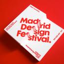 Madrid Design Festival. Un proyecto de Diseño de is_3 - 19.11.2012