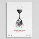 Vinos de España. Un progetto di Design, Fotografia e Illustrazione di Tomás Castro - 20.11.2012