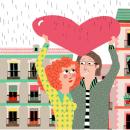 Revista Mia. Un proyecto de Ilustración de Caroline Selmes - 07.03.2013