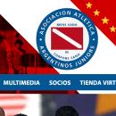 Sitio Web Oficial Argentinos Juniors. Un proyecto de Diseño, Desarrollo de software, UI / UX e Informática de Alexander Lima - 21.03.2013