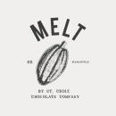 Propuesta de logo // MELT By St. Croix Chocolate Factory. Un proyecto de Diseño de María Caballer - 26.04.2013