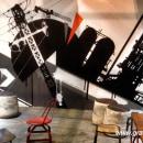 ARCO2013. Um projeto de Instalações, Ilustração e Design de Graffiti Media - 28.04.2013
