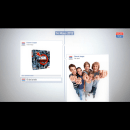 Falomir Juegos_Redes Sociales. Un proyecto de Diseño, Ilustración, Publicidad, Motion Graphics, Cine, vídeo, televisión y 3D de Andrés Jerez Ponce - 30.04.2013