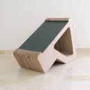 K24 - Mobiliario infantil de cartón. Un progetto di Design, Artigianato, Design di mobili, Design industriale, Product Design , e Design di giocattoli di Pepe Sanmartín - 09.05.2013
