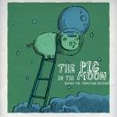 THE PIG ON THE MOON. Un proyecto de Ilustración de Jonathan Romero Ruiz - 16.05.2013