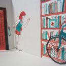 Invitació. A Illustration project by paulapé - 09.16.2013