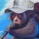 Graffiti | O.K. Monkey. Un proyecto de Ilustración de Juan Miguel Yera Pardo - 22.09.2013