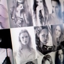 Carmen Duran. Model Agency. Un proyecto de Diseño, UI / UX y Desarrollo de software de Raúl Higueras - 11.11.2013
