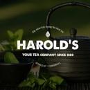 Harold's tea shop. A Design, Werbung und Fotografie project by Ángel Plaza - 08.12.2013