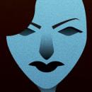 Lorde. Un progetto di Illustrazione di Rebeca Cuesta - 09.12.2013