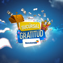 Imagen Navidad Bancolombia 2013. Um projeto de Publicidade de Juan Garcia - 30.11.2013