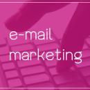 E-mail Marketing. Un proyecto de Diseño y Publicidad de Lara Copat - 12.01.2014