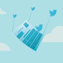 #TuitCV: mi currículum en un tuit. Um projeto de Publicidade e UI / UX de Sara Mansouri Bellido - 21.01.2014