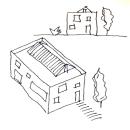Vivendas evolutivas en angola. Un proyecto de Ilustración, Arquitectura, Diseño gráfico, Arquitectura interior, Diseño de interiores y Paisajismo de Mr Maü - 18.02.2014