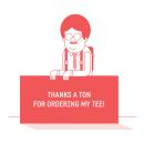 Thanks!. Un proyecto de Ilustración de Javier Arce - 18.02.2014