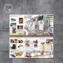 Nuevo proyecto. Un proyecto de Diseño gráfico de Javier Perea - 03.03.2014
